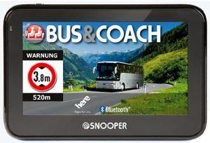 BUS&COACH PRO S2700 Navigation