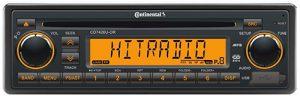 CD7426U–OR Continental Radio