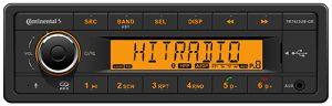 TR7423UB-OR Continental Radio