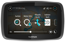 TomTom Telematics Pro 520 DE