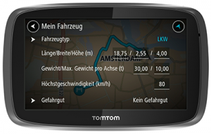 TomTom Telematics PRO 5250 TRUCK