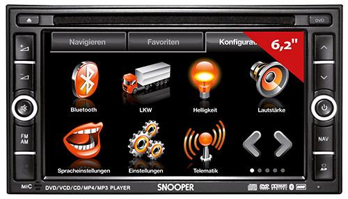 TRUCKMATE PRO AVNS9020 Navigation