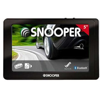 PKW Navigation SC5800DVR Snooper