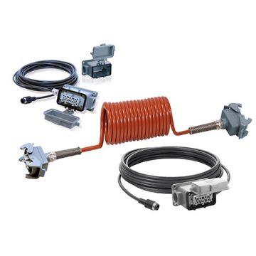 ORLACO Kabelset Zugmaschine