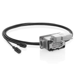 ORLACO Kabel für Kabine mit 2 Kameras
