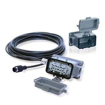 ORLACO Kabel für Kabine