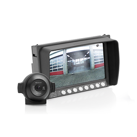 ORLACO Rear-View-Set Kamera Monitor