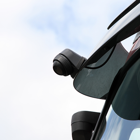 ORLACO Front-View-Set Kamera 12 Volt