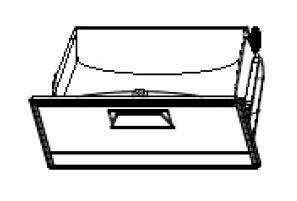 Druckerschublade